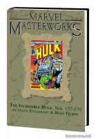 MARVEL MASTERWORKS: THE INCREDIBLE HULK VOL. 9 HC — VARIANT EDITION VOL. 218 (DM ONLY)