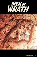 MEN OF WRATH #5 (of 5)
