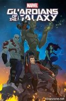 MARVEL UNIVERSE GUARDIANS OF THE GALAXY #1 (of 4)