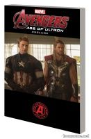 MARVEL'S THE AVENGERS: AGE OF ULTRON PRELUDE TPB