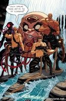 SECRET AVENGERS #13 ALES KOT (w)