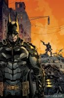 BATMAN: ARKHAM KNIGHT #1