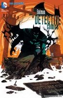 BATMAN – DETECTIVE COMICS VOL. 6: ICARUS HC