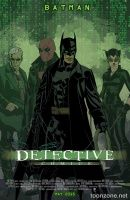 DETECTIVE COMICS #40 (Movie Poster Variant)