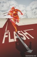 THE FLASH #40 (Movie Poster Variant)