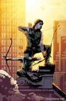GREEN ARROW VOL. 6: BROKEN TP