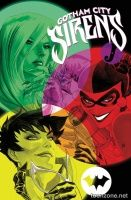 GOTHAM CITY SIRENS BOOK TWO TP
