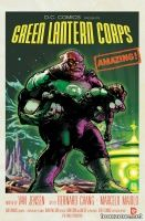 GREEN LANTERN CORPS #40 (Movie Poster Variant)