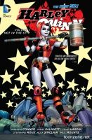 HARLEY QUINN VOL. 1: HOT IN THE CITY TP