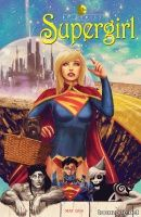 SUPERGIRL #40 (Movie Poster Variant)