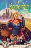SUPERGIRL #40 (Movie Poster Variant)