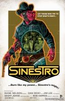 SINESTRO #11 (Movie Poster Variant)