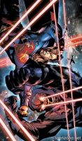 SUPERMAN VS. DARKSEID TP