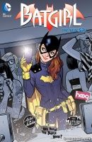 BATGIRL VOL. 1: BURNSIDE HC