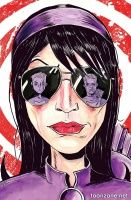 ALL-NEW HAWKEYE #1 (Jeff Lemire Variant)
