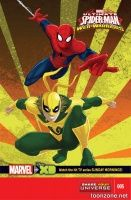 MARVEL UNIVERSE ULTIMATE SPIDER-MAN: WEB WARRIORS #5