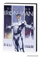 SUPERIOR IRON MAN VOL. 1: INFAMOUS PREMIERE HC
