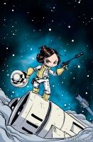 PRINCESS LEIA #1-2 (of 5) (Skottie Young Variant)