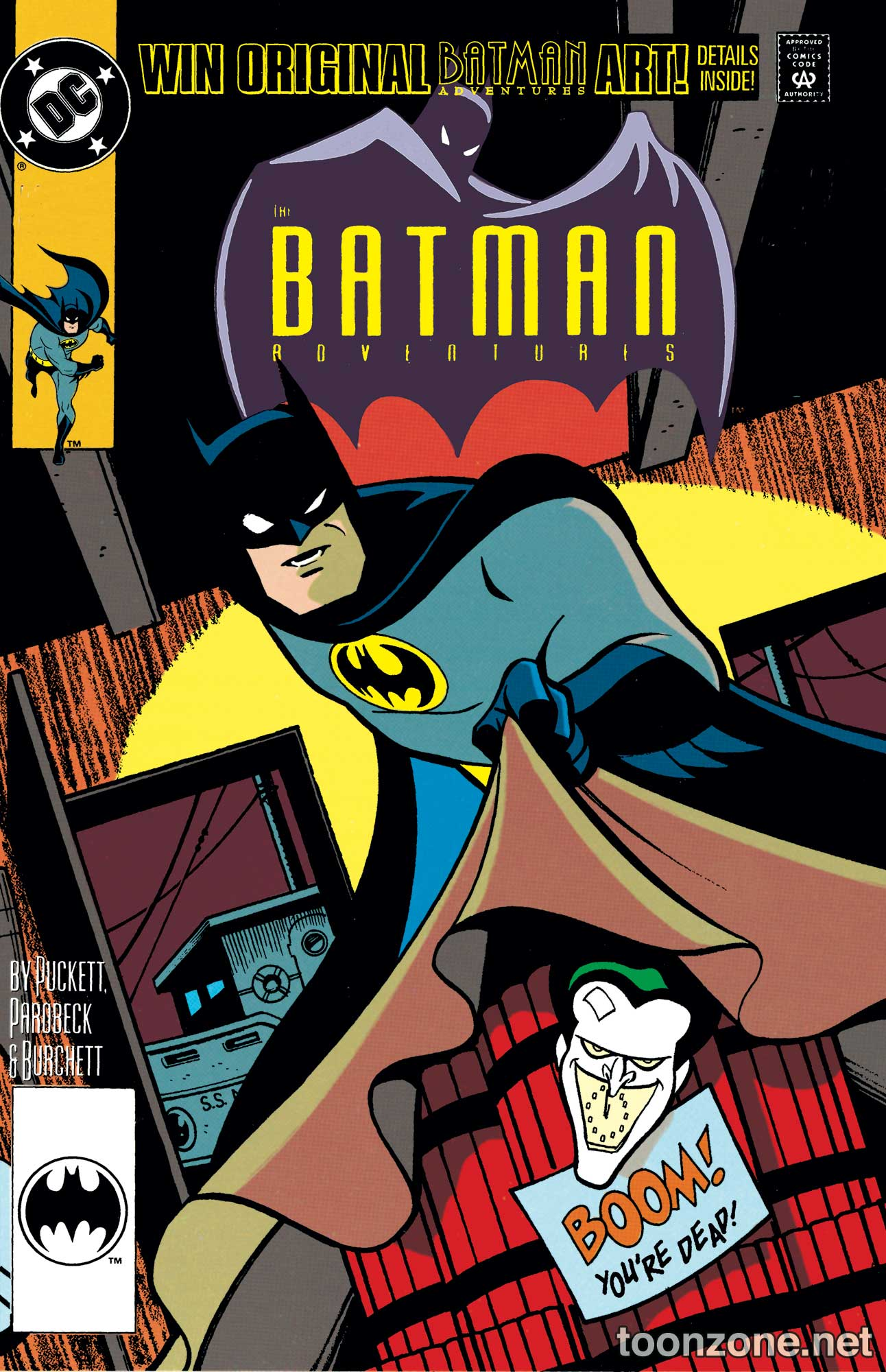 BATMAN ADVENTURES VOL. 2 TP