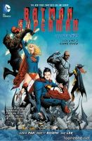 BATMAN/SUPERMAN VOL. 2: GAME OVER TP