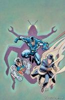 CONVERGENCE: BLUE BEETLE #1
