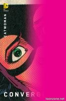 CONVERGENCE: CATWOMAN #1 (Chip Kidd Variant)
