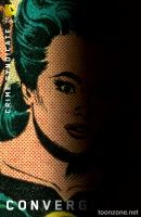 CONVERGENCE: CRIME SYNDICATE #1 (Chip Kidd Variant)