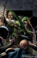 CONVERGENCE: GREEN ARROW #1
