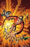 CONVERGENCE: PLASTIC MAN AND THE FREEDOM FIGHTERS #1