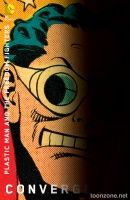 CONVERGENCE: PLASTIC MAN AND THE FREEDOM FIGHTERS #1 (Chip Kidd Variant)