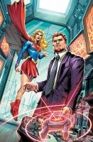 ONVERGENCE: SUPERGIRL: MATRIX #1