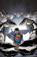 SUPERMAN: ACTION COMICS VOL. 6: SUPERDOOM HC