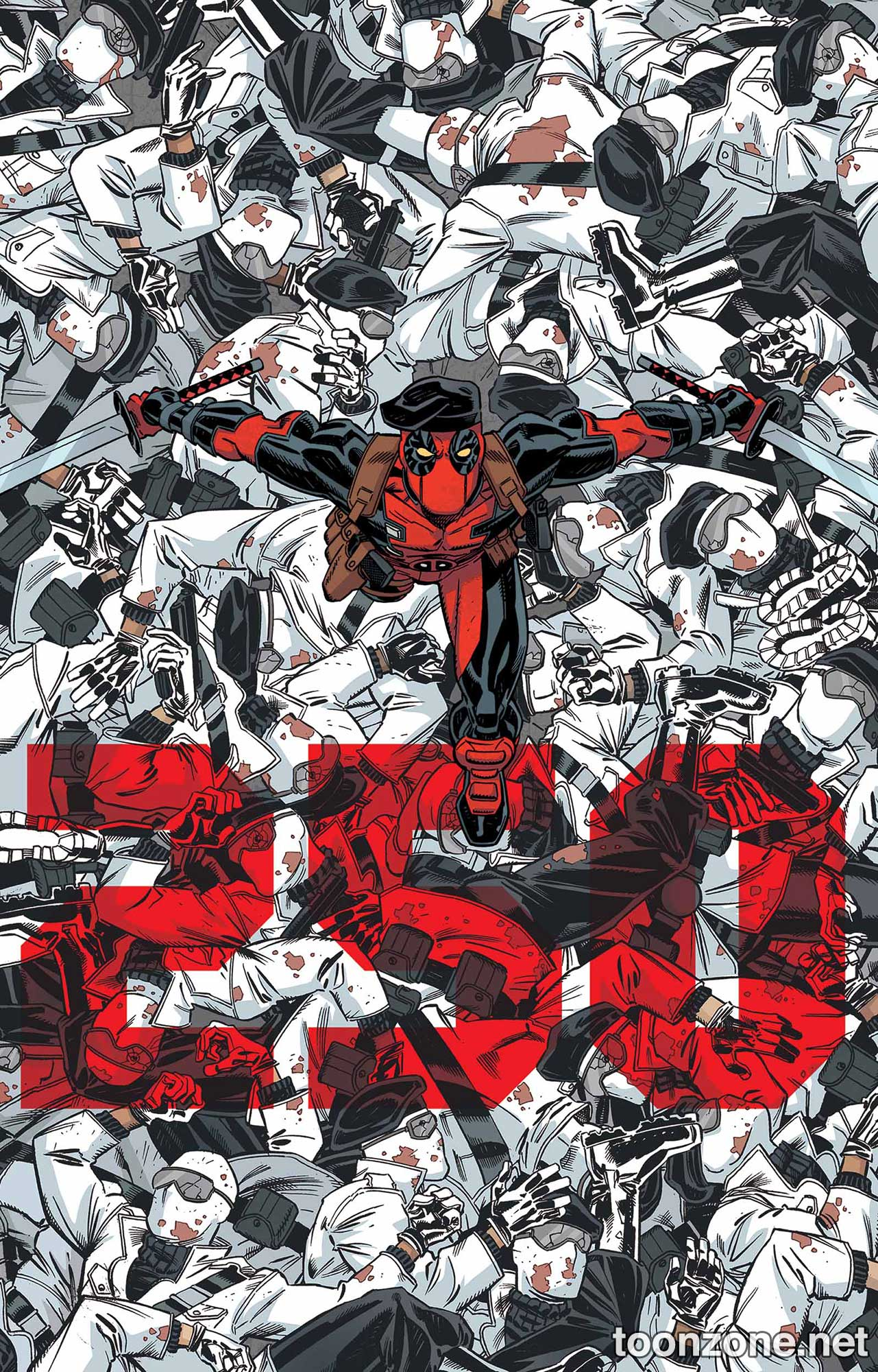 DEADPOOL NUMBER 250! (A.K.A. issue #45)