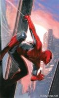 AMAZING SPIDER-MAN #17.1 (Gabriele Dell'Otto Variant Cover)