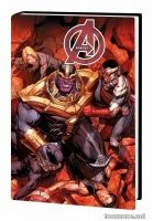 AVENGERS: TIME RUNS OUT VOL. 3 PREMIERE HC