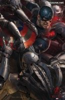 AVENGERS: ULTRON FOREVER #1 (Movie Variant Cover A)