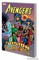 AVENGERS: VISION AND THE SCARLET WITCH TPB