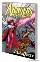 AVENGERS WEST COAST: VISION QUEST TPB