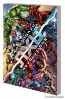 AXIS: REVOLUTIONS TPB