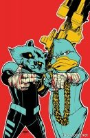 HOWARD THE DUCK #2 (Run the Jewels Variant)