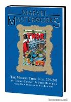 MARVEL MASTERWORKS: THE MIGHTY THOR VOL. 14 HC — VARIANT EDITION VOL. 221 (DM ONLY)