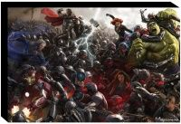 MARVEL'S AVENGERS: AGE OF ULTRON — THE ART OF THE MOVIE SLIPCASE HC