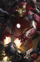 NEW AVENGERS: ULTRON FOREVER #1 (Movie Variant Cover A)