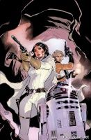 PRINCESS LEIA #3 (of 5)
