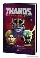 THANOS: THE INFINITY RELATIVITY OGN-HC