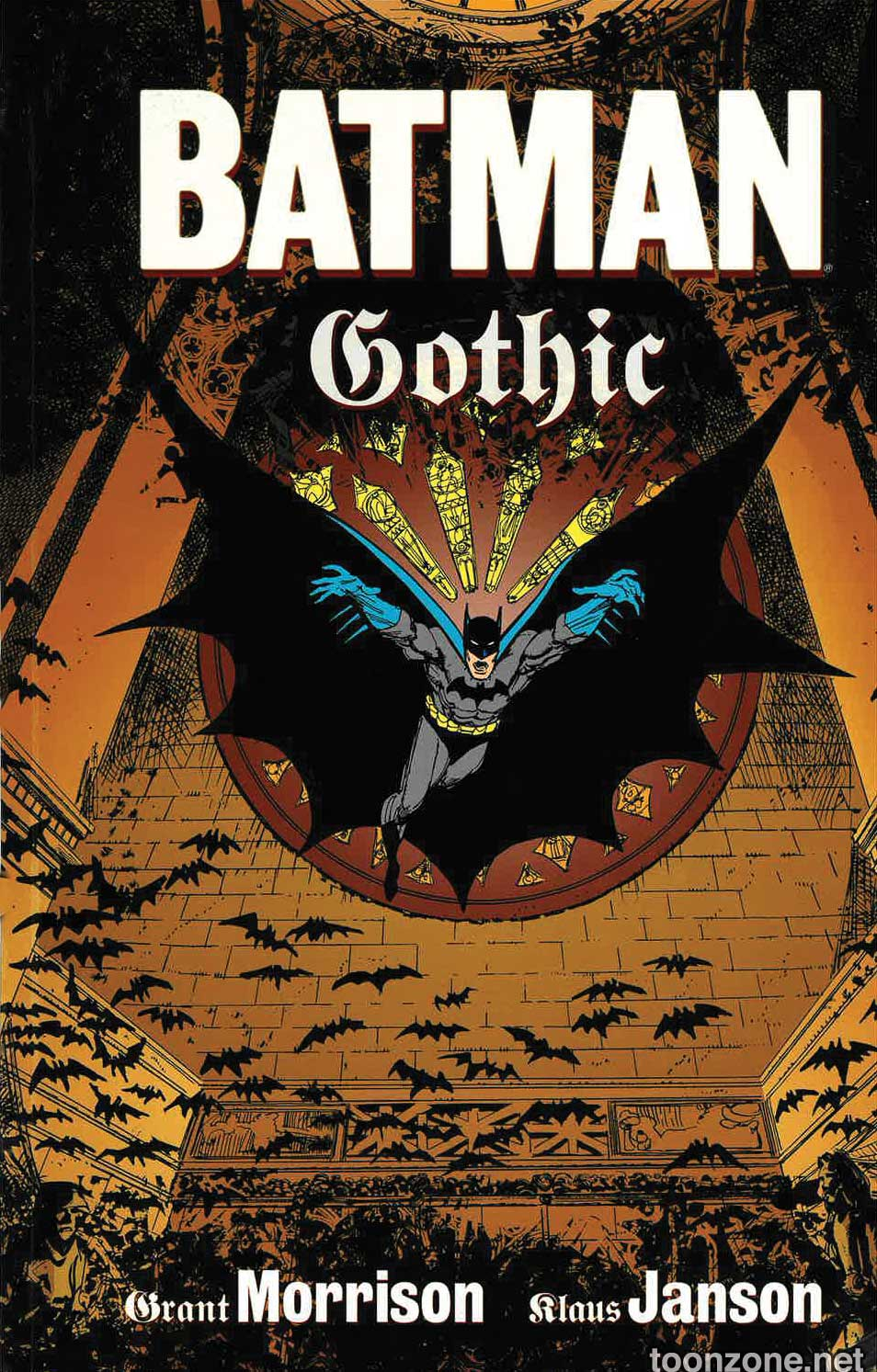 BATMAN: GOTHIC DELUXE EDITION HC