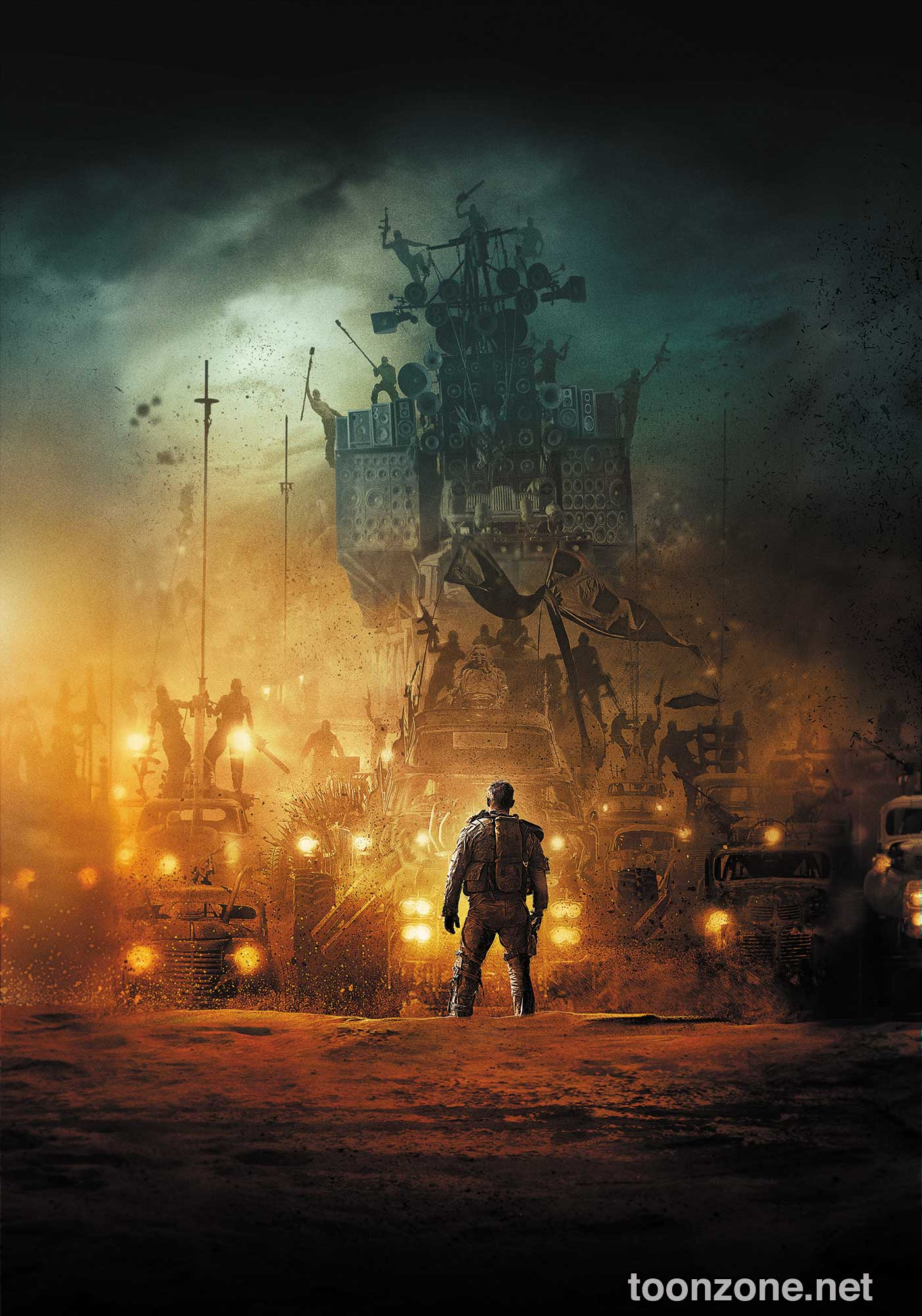 MAD MAX: FURY ROAD – INSPIRED ARTISTS DELUXE EDITION HC