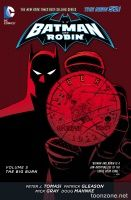 BATMAN AND ROBIN VOL. 5: THE BIG BURN TP