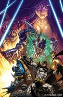 CONVERGENCE: BATMAN: SHADOW OF THE BAT #2