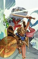 CONVERGENCE: JUSTICE LEAGUE INTERNATIONAL #2